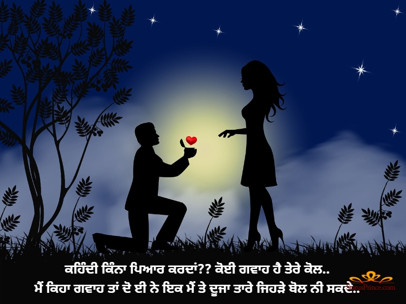 Punjabi Romantic wallpaper