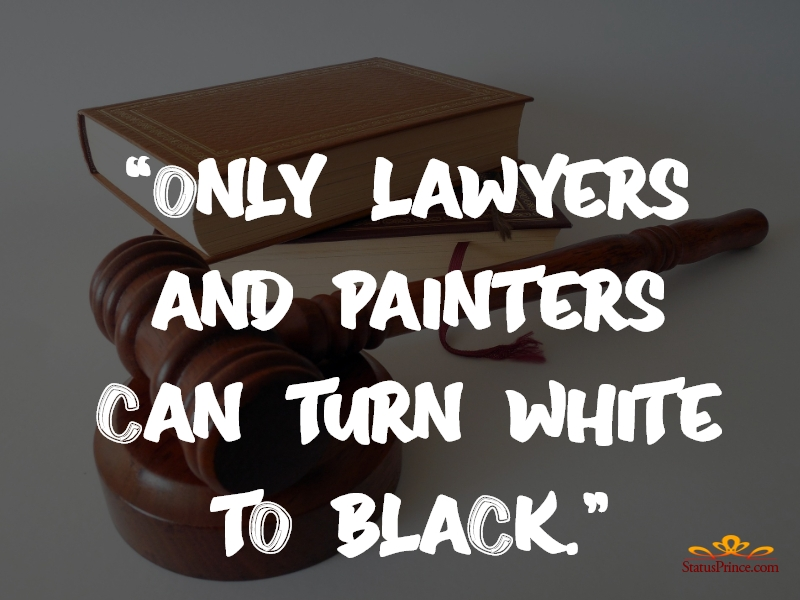 lawyer husband quotes