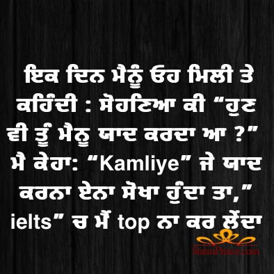 tell me a punjabi jokes