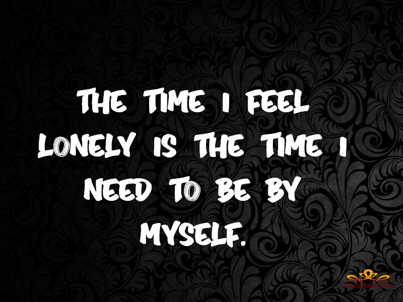 alone status cool