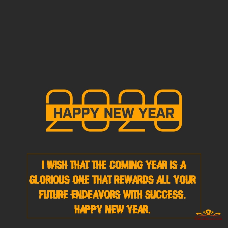 i wish you happy new year wallpapers