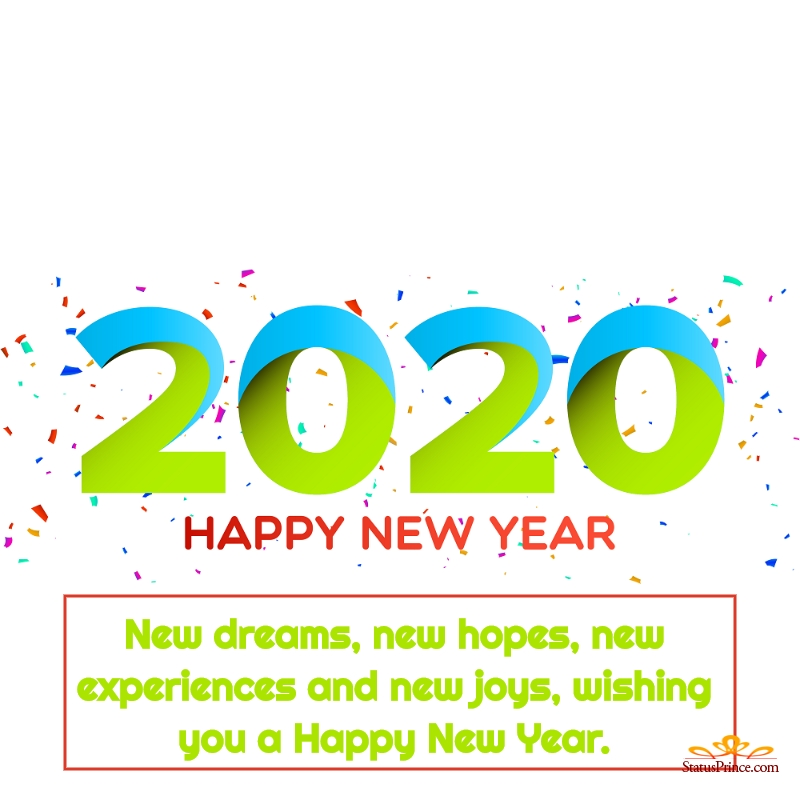 happy new year literary wallpapers