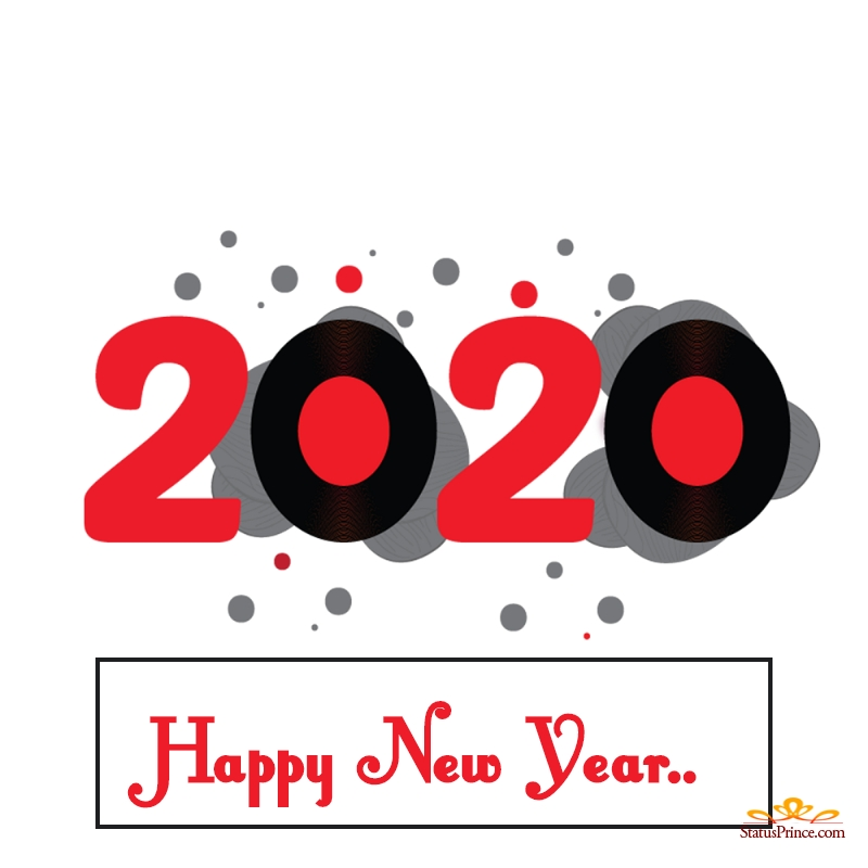 happy new year wallpapers cute