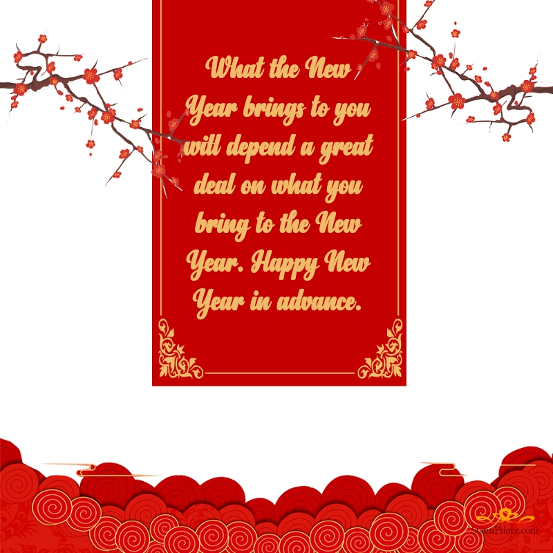 happy new year wallpapers about life