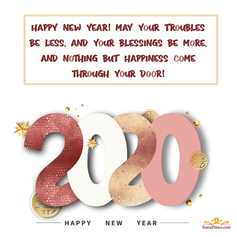 happy new year wallpapers and wishes