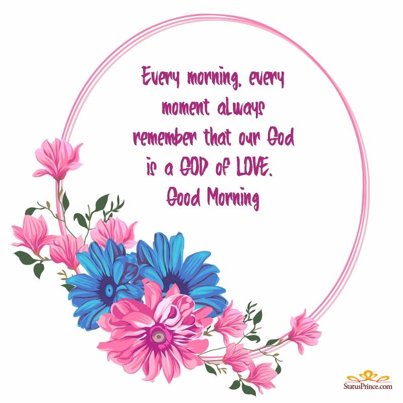 good morning wallpaper message