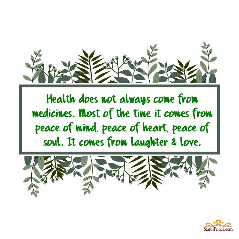health quotes with images