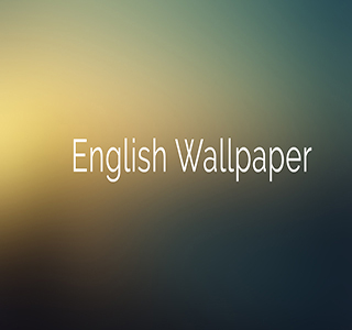 English Wallpapers