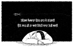 Punjabi Shayri wallpaper