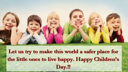 Children Day English wallpaper
