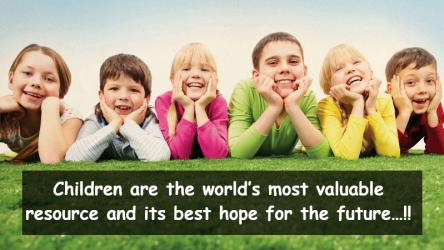 Children Day English wallpaper