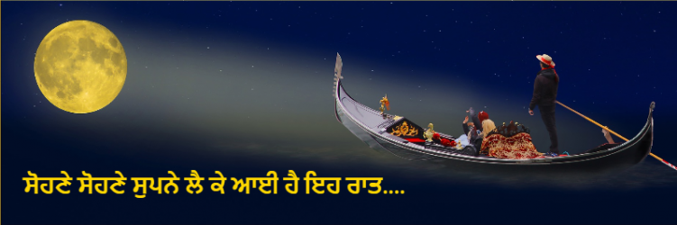 Punjabi Good Night  wallpaper
