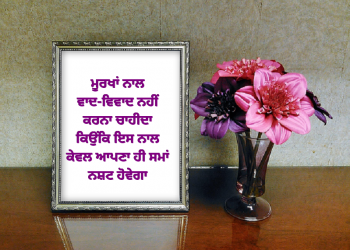 best punjabi thoughts