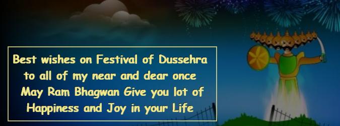 Happy Dussehra Wishes  wallpaper