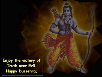 dussehra wishes and cards