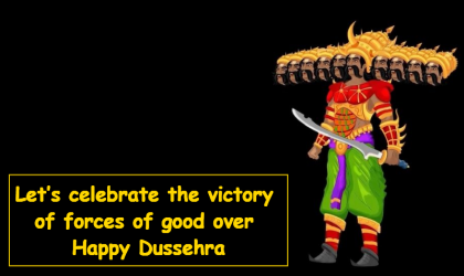 dussehra greeting pictures