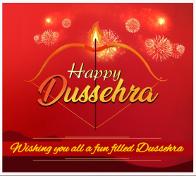dussehra wishes dp