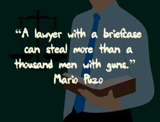lawyer personality quotes