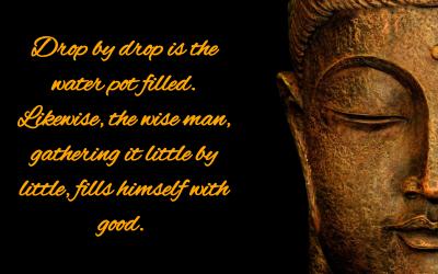 buddha quotes consciousness