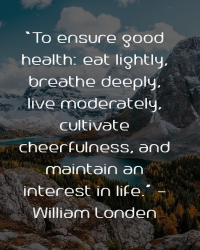 health quotes one liner