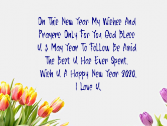 happy new year quotes girlfriend