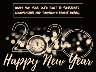 happy new year wallpapers messages