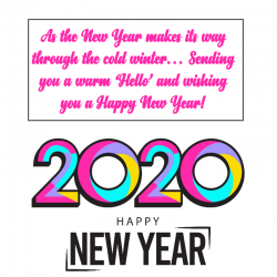 happy new year wallpapers msg