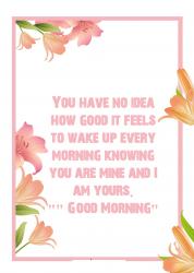 good morning wallpaper nice