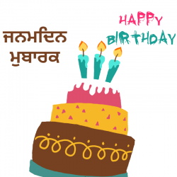 punjabi birthday meme